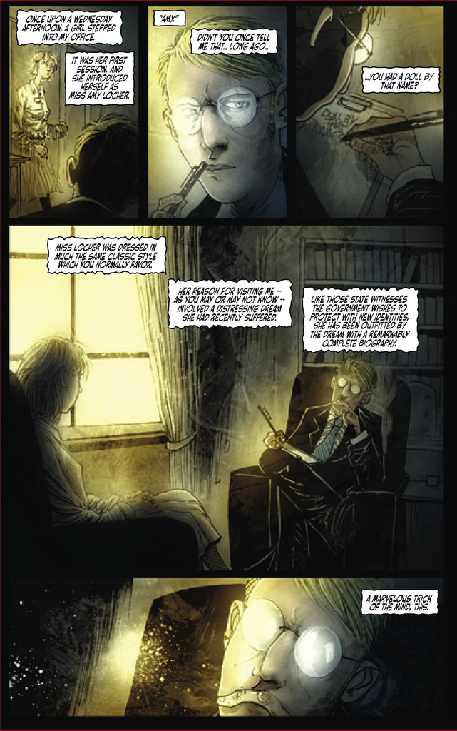 Fell (Warren Ellis+Ben Templesmith)
