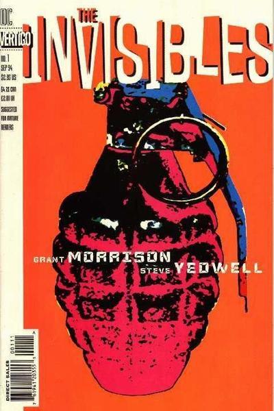 Os Invisiveis (Grant Morrison)