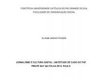 Um estudo de caso do The Pirate Bay na Folha de S. Paulo, Eliane Fronza (PUCRS)