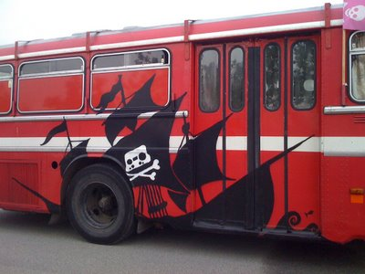 Pirate Bus