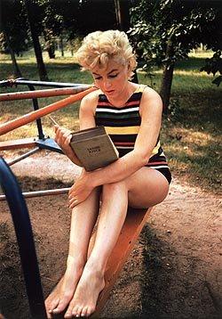 Marilyn lê Ulisses