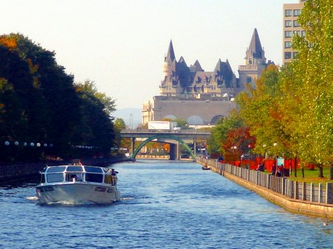 A bela Ottawa onde há sete anos Levy pesquisa a IEML