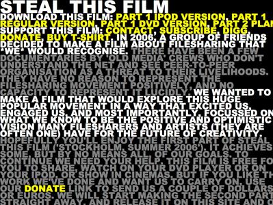 Roube Este Filme I (2006)