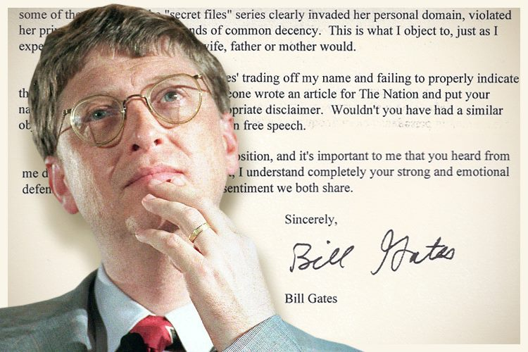 bill gates speech essay Bill gates biography for kids bill gates is the co-founder of microsoft corporation read more about his life, quotes, beginning of microsoft and more.