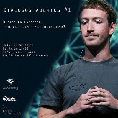 Diálogos Abertos #1: O caso Facebook